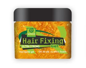 Soliteint Hair Fixing ultra erős hajzselé